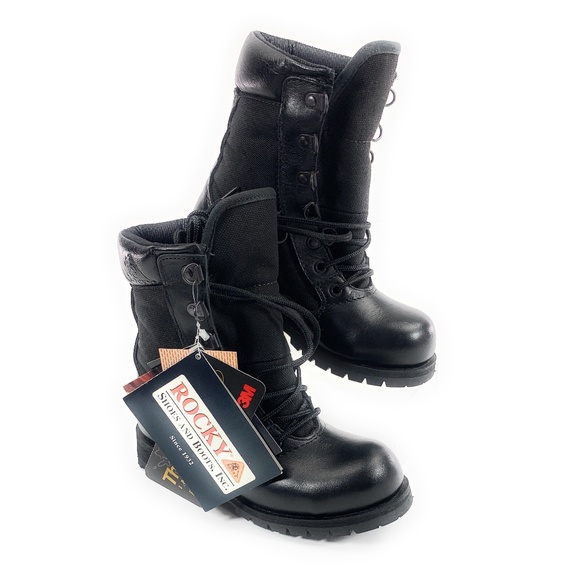 Rocky Shoes | Womens Rb4044 Work Boots